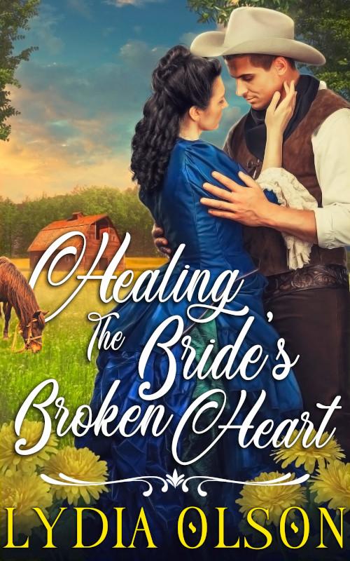 Healing the Bride's Broken Heart, by Lydia Olson
