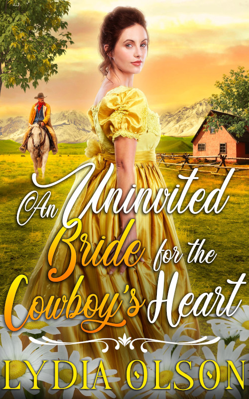 An Uninvited Bride for the Cowboy's Heart